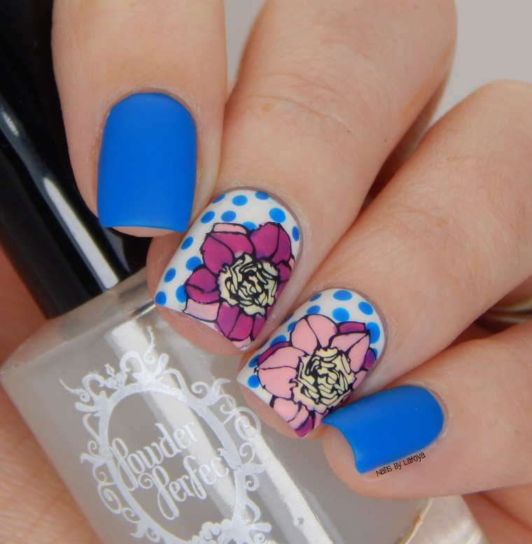 floral_Polka_dot