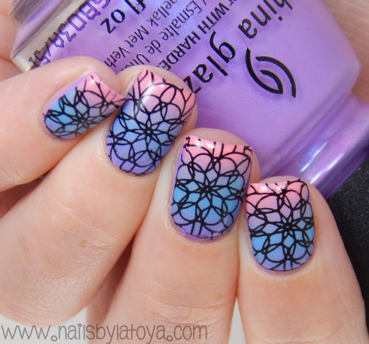 China_Glaze_Gradient_Stamping